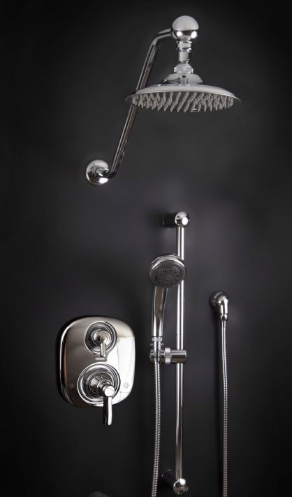 Multi Head Shower Systems Featuring Powerful Hand Held Sprayers Dual Showerheads Bathroom Accessories