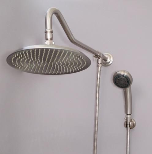 Swivel Rain Shower Head Rain Shower Head Combo