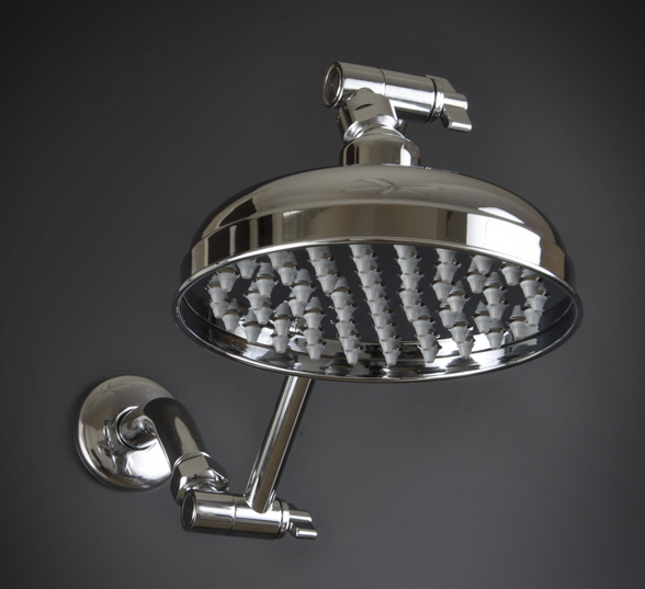 Showerheads Shower Head Shower Buddy Zoe Industries Dual Showerheads B