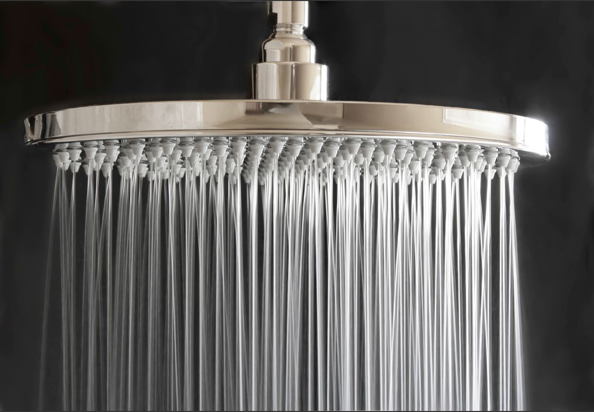 Overhead Rain Showers Rainforest Shower Heads Showerbuddy Com