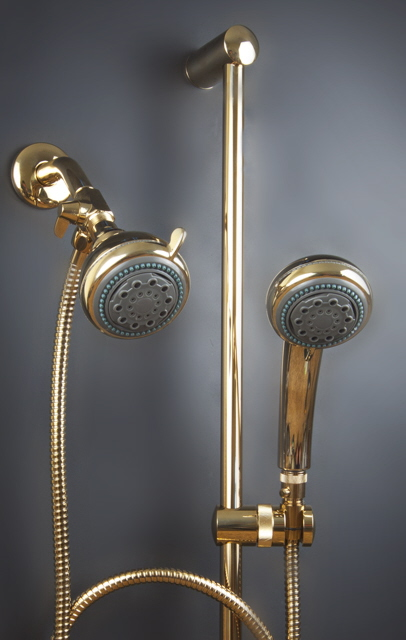 Gold  Mariner 2 Shower System