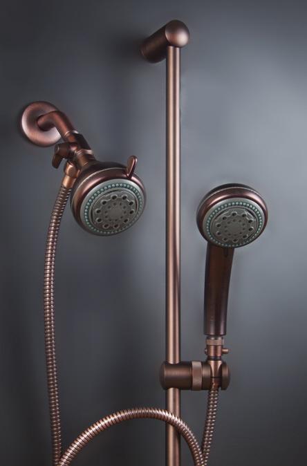 Attirant ORB Mariner 2 Shower System