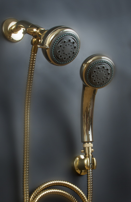 Gold Mariner shower System